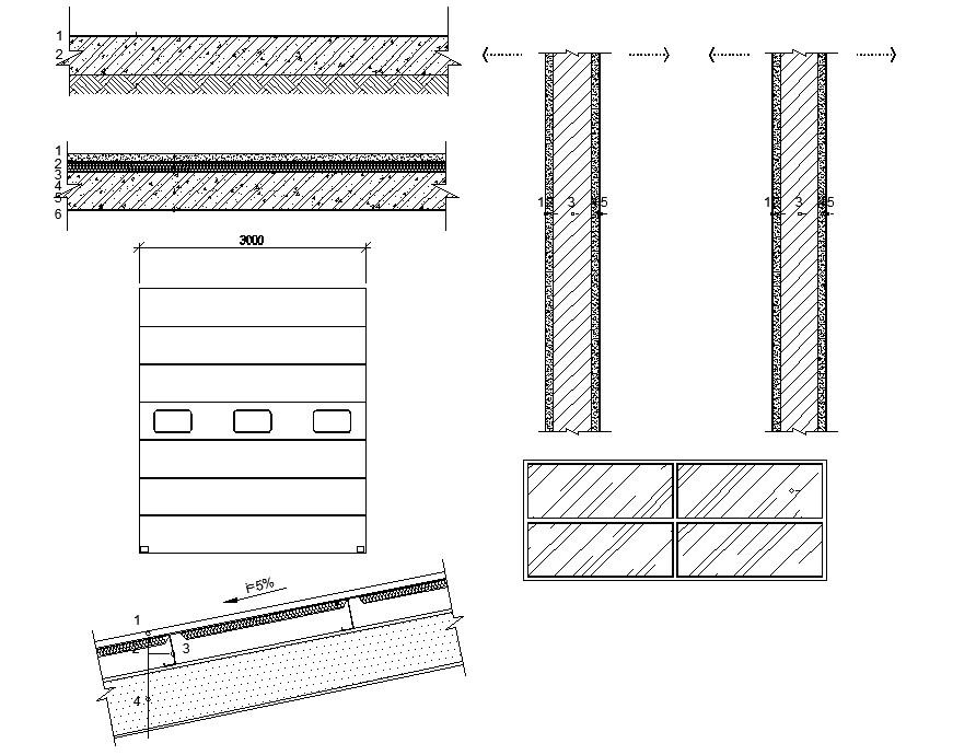 Construction CAD blocks free download