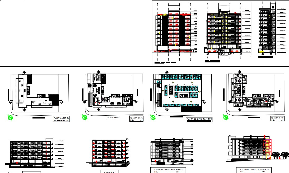 Department building dwg.