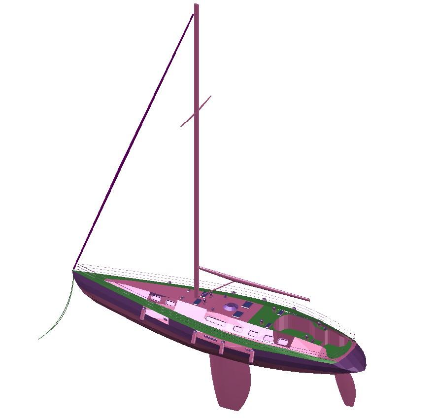 Design of Pontoon