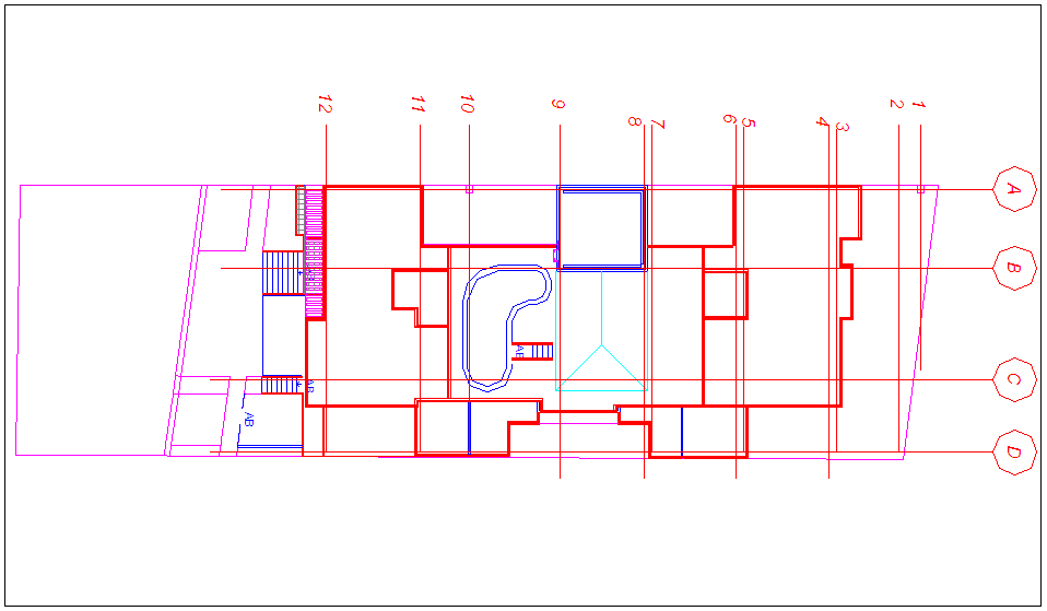 Design of building planning