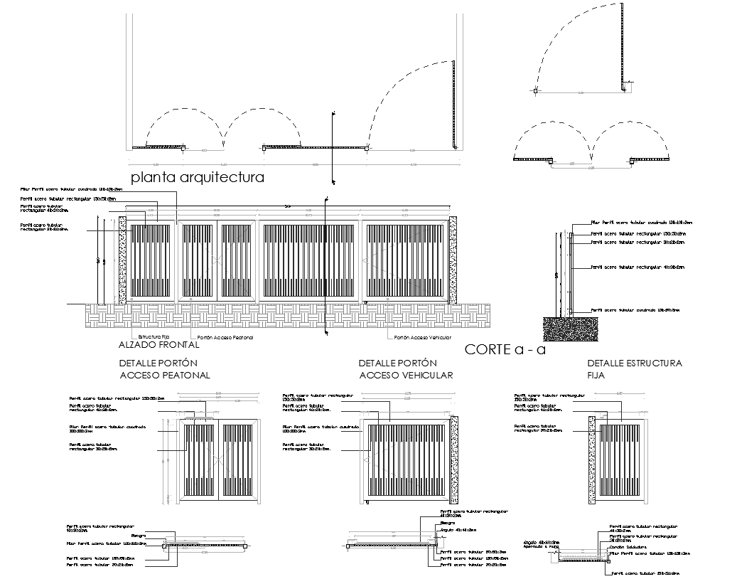 Door window detail view and specification detail dwg file