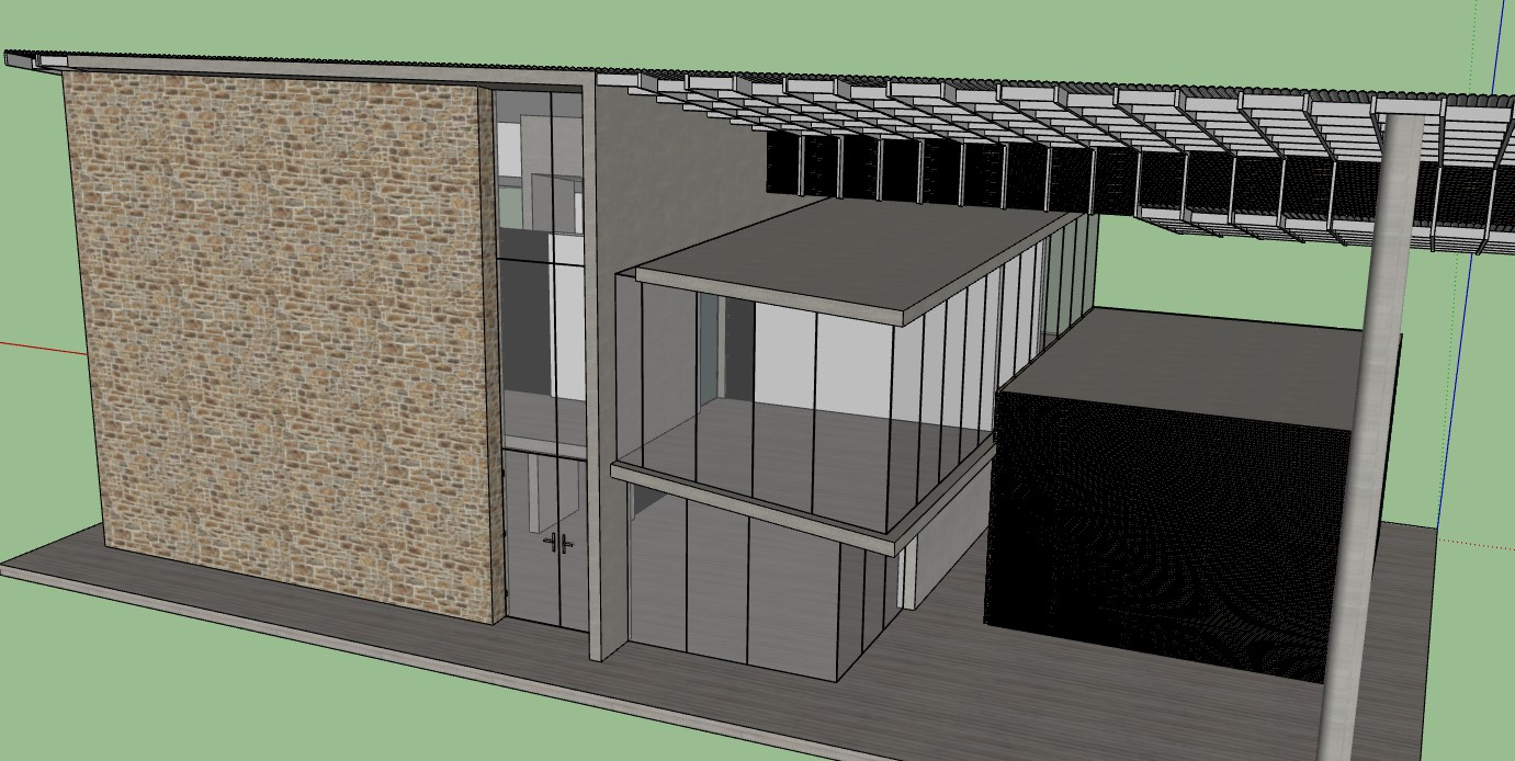 Duplex Office