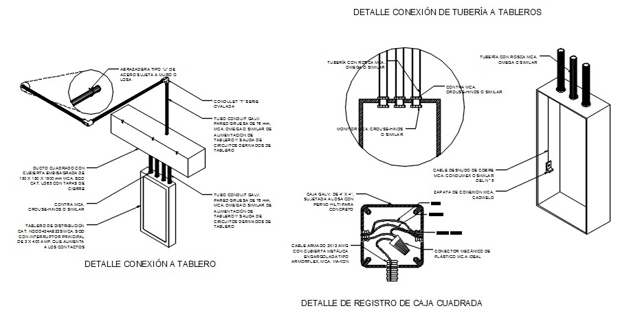 Electrical Drawings In AutoCAD
