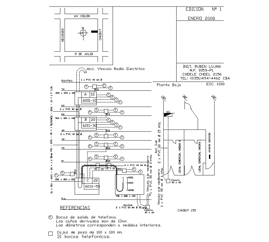 electrical circuit diagram detail cad block layout file in