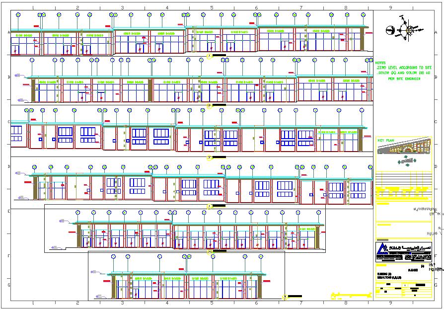 Elevation Design of Building