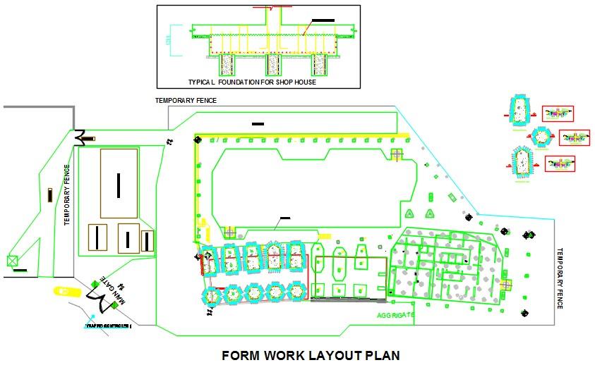 Form Shop house