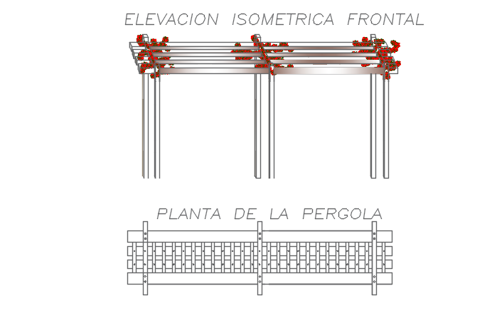 Furniture detail dwg file