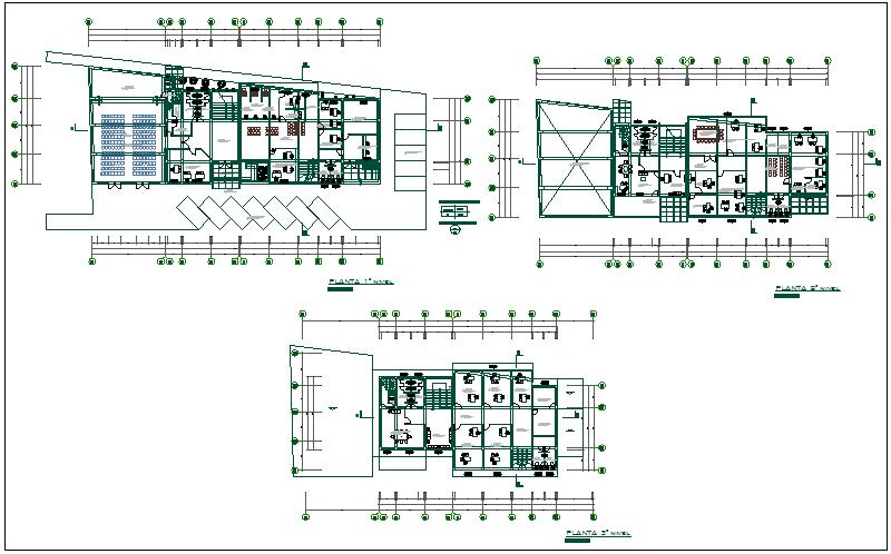 floor plan dwg file