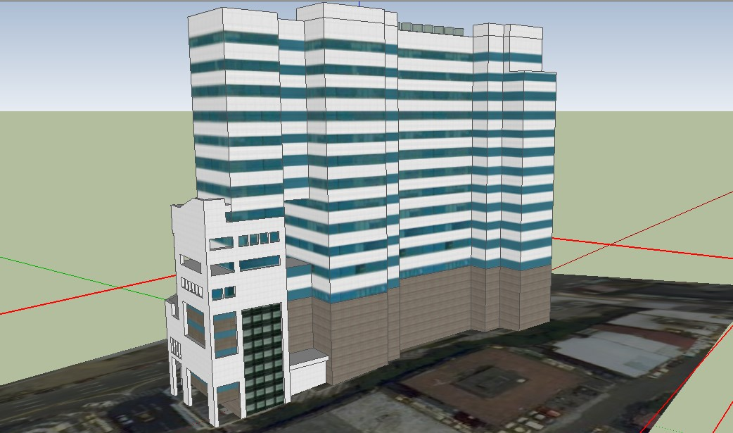 High Rise Office Building