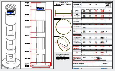 High tank volume design drawing