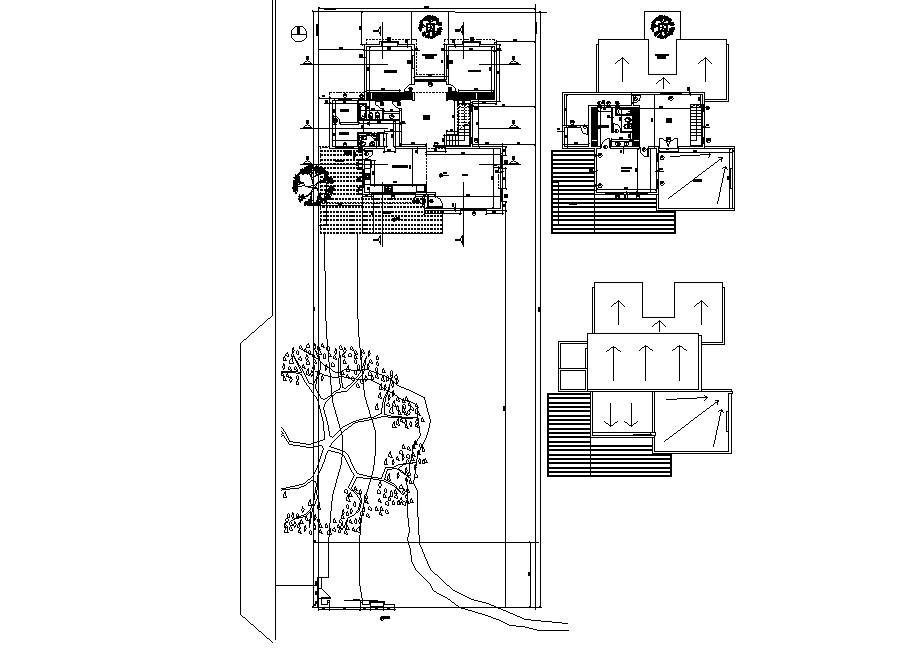 Home plan layout file
