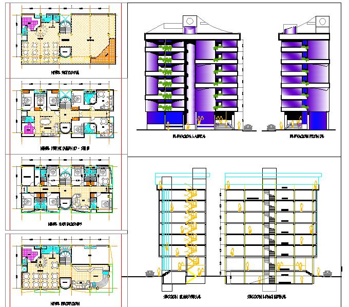 Hotel Detailing plan