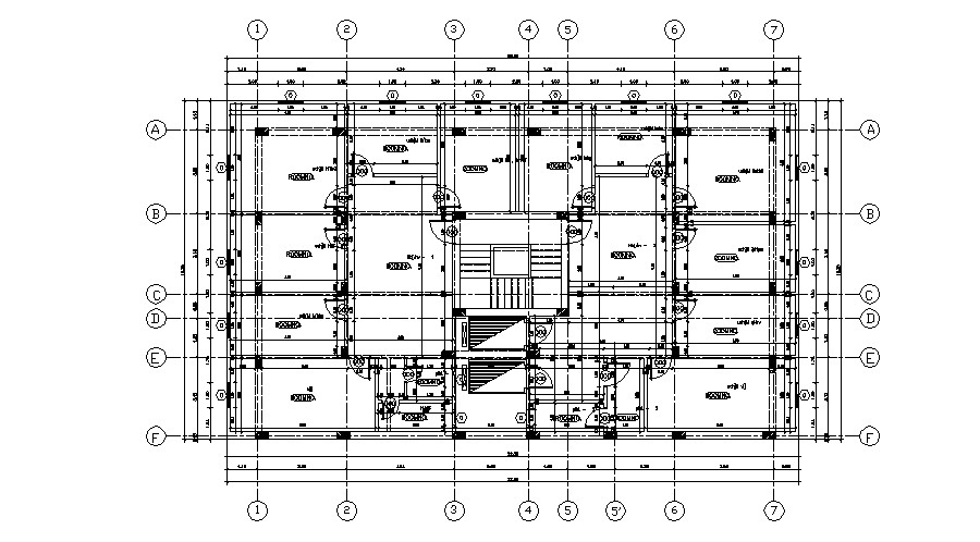 Hotel Room Floor Plan Design