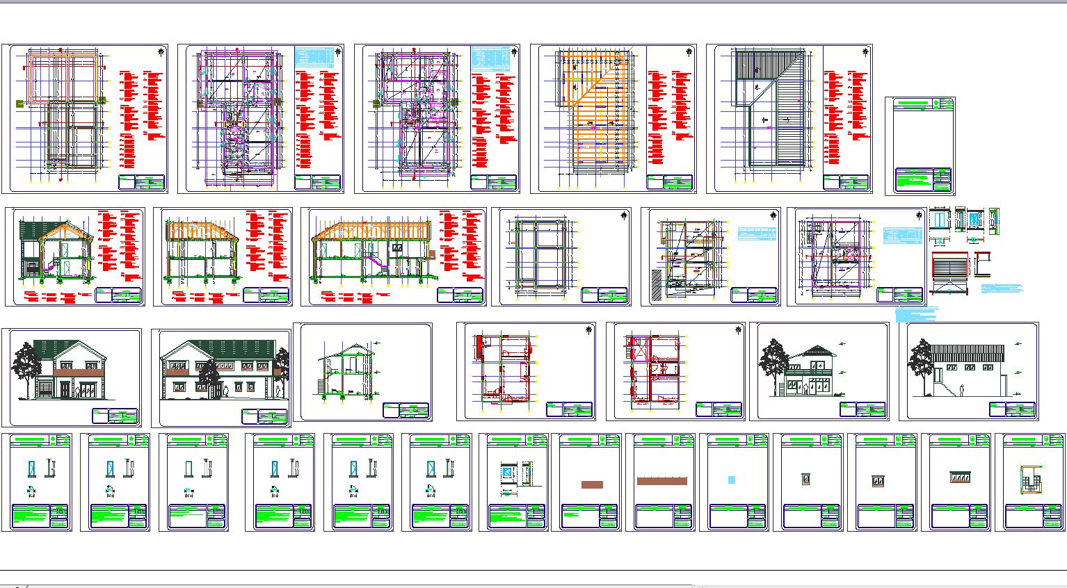 House construction details uk