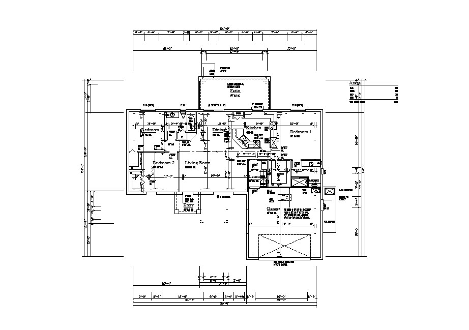 House floor layout plan and framing plan cad drawing details dwg file