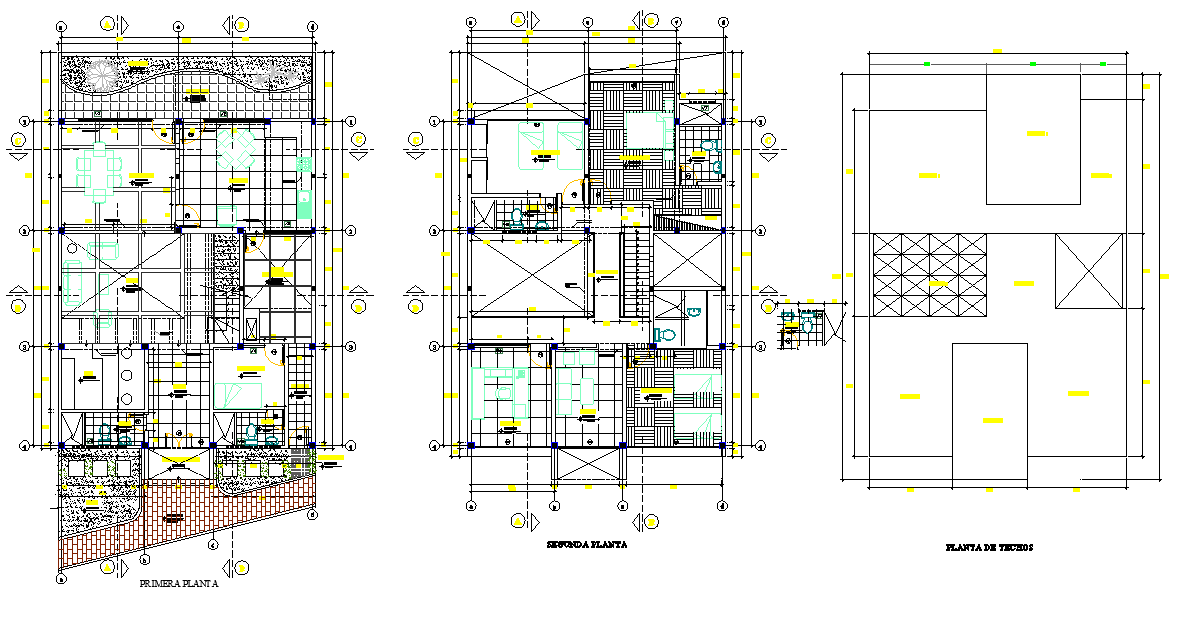 House planning layout file