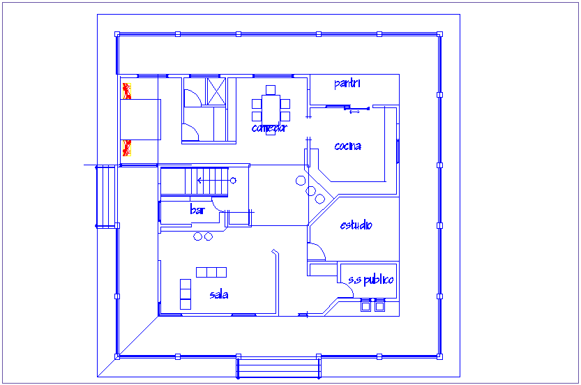 House simple plan with architectural view dwg file on landscape house plans, 3d interior house plans, amazing house plans, ada approved house plans, 2 story 4 bedroom house plans, bim house plans, revit house plans, open house plans, beach house plans, shake house plans, outlook house plans, craftsman house plans, drawing house plans, sims 4 house plans, 3d view house plans, bungalow house plans, lowes tiny house plans, cottage house plans, step house plans, sq ft. house plans,