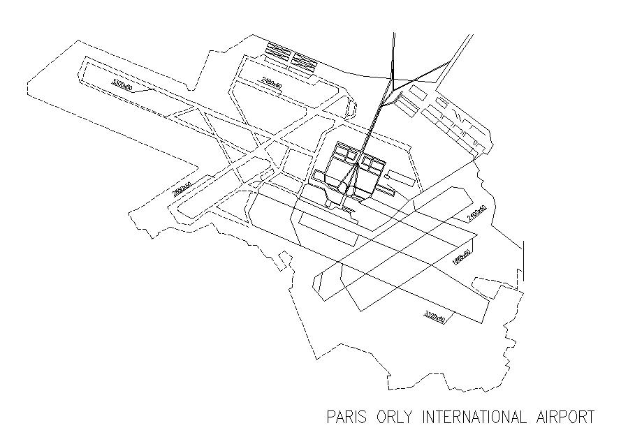 International airpot design