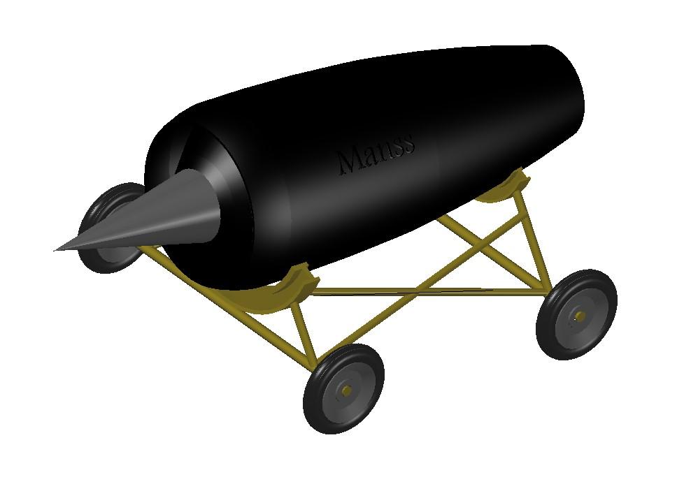 Jet Engine Design 3d model