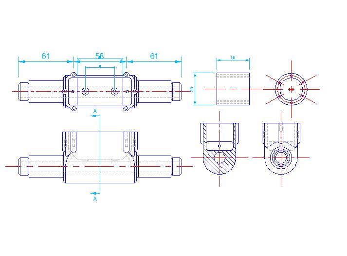 Machinery Part design