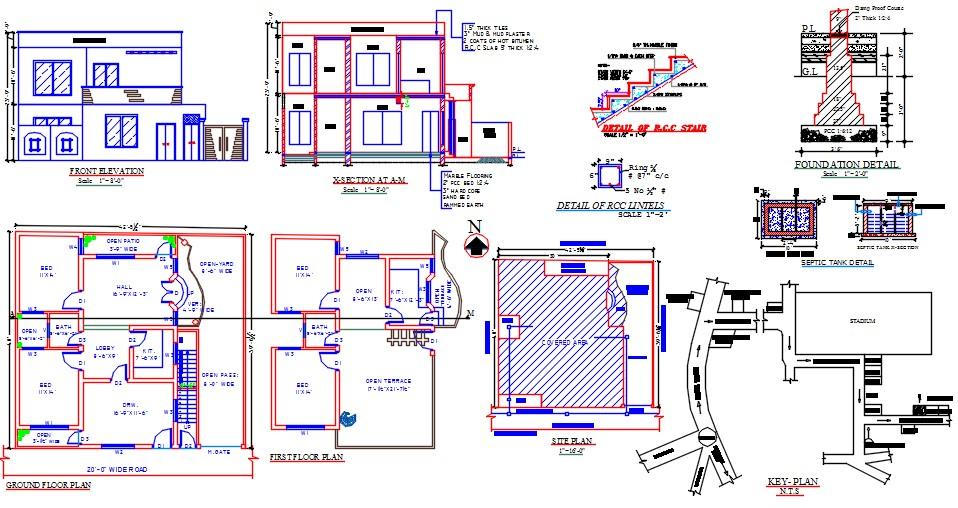 Marlah house design