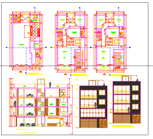 Multifamily Building