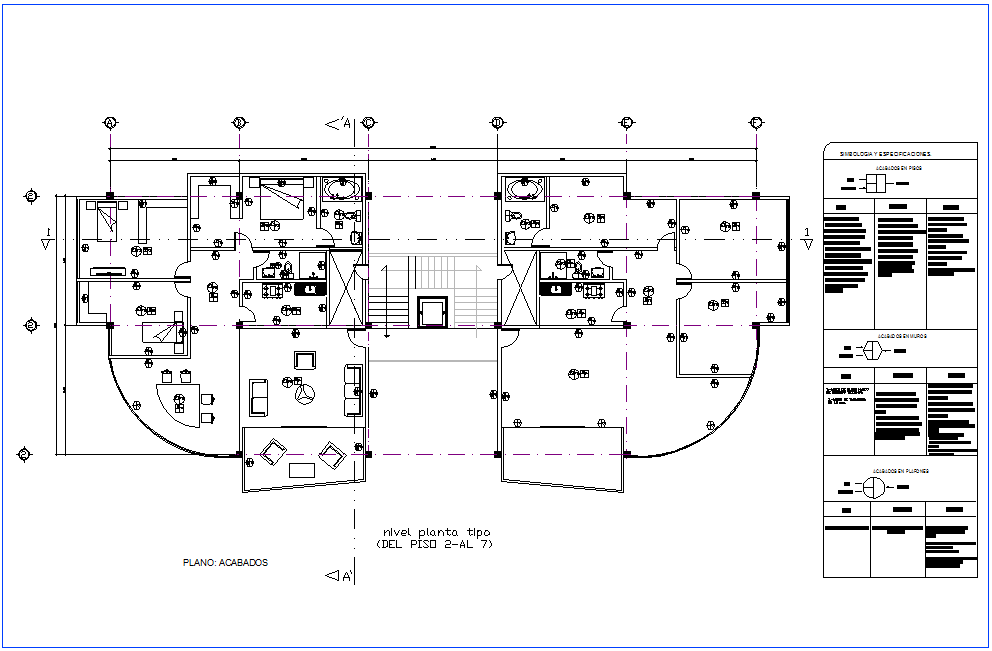 Floor With Finishes Plan File