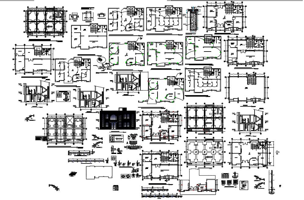 Planning A Full DWG Detail