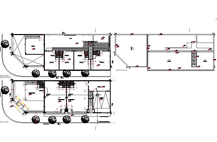 Planning building detail
