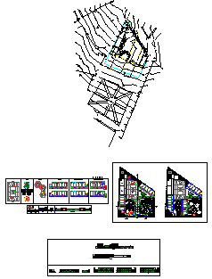 Primary school secondary initial design drawing