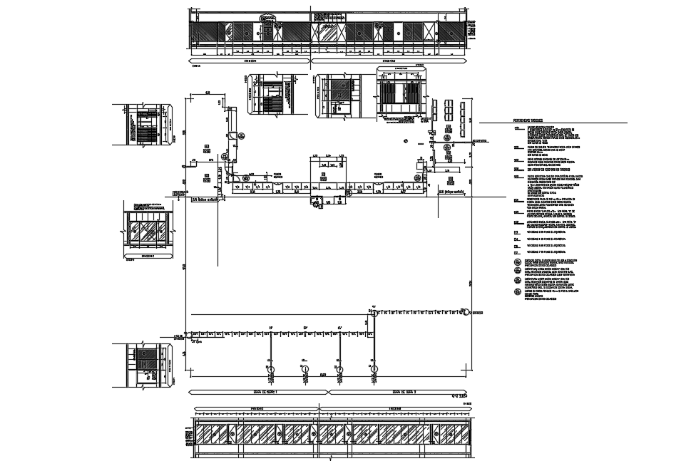 Project office Coatings dwg file