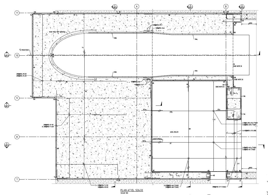 RCC Retaining Wall Reinforcement Design PDF File