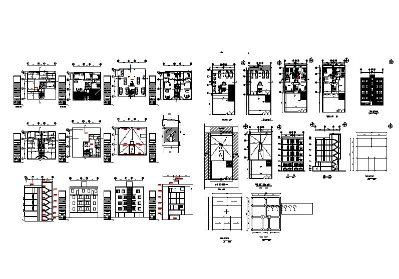 Residential Apartment Detail