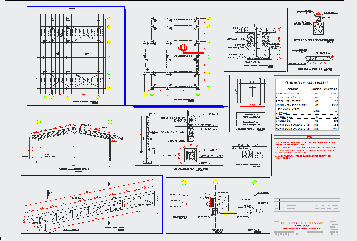 Roof detail cad files