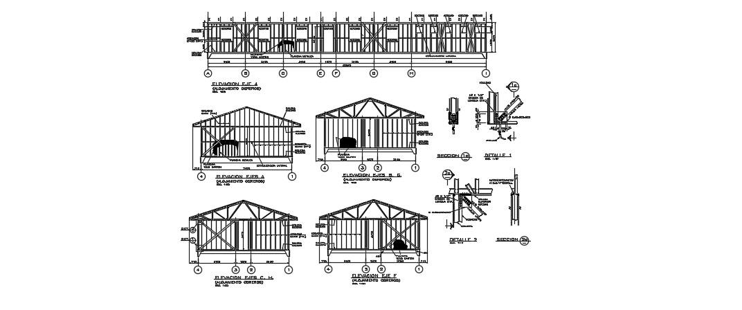 Room Elevation In DWG File