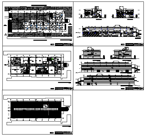 Sanitary design drawing of  hospital project  design drawing