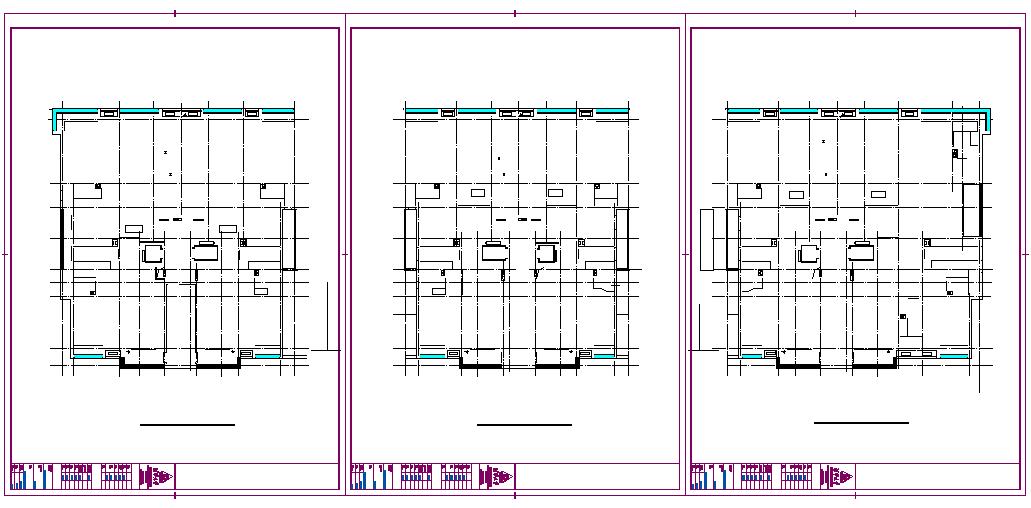 Section A unit B floor plan