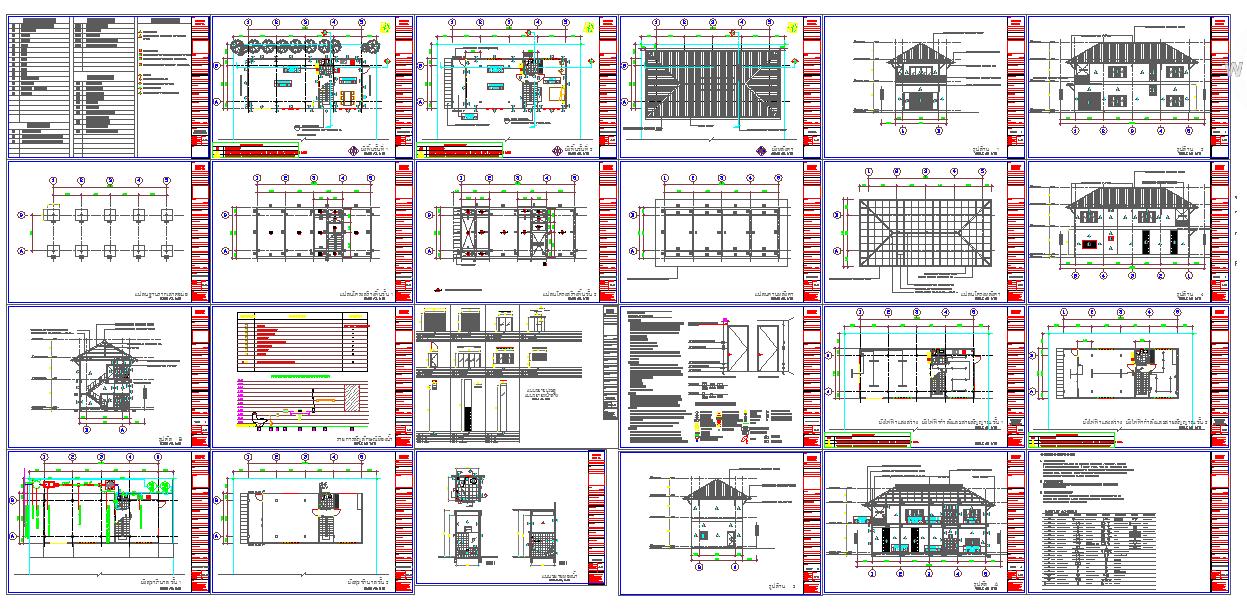 Single House in Architecture design