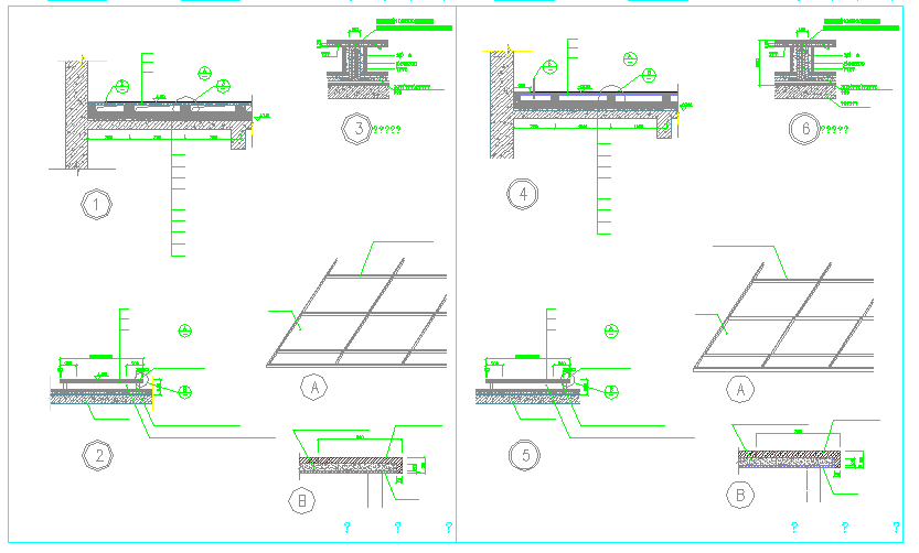 Slop Roof Detail & Beam Design