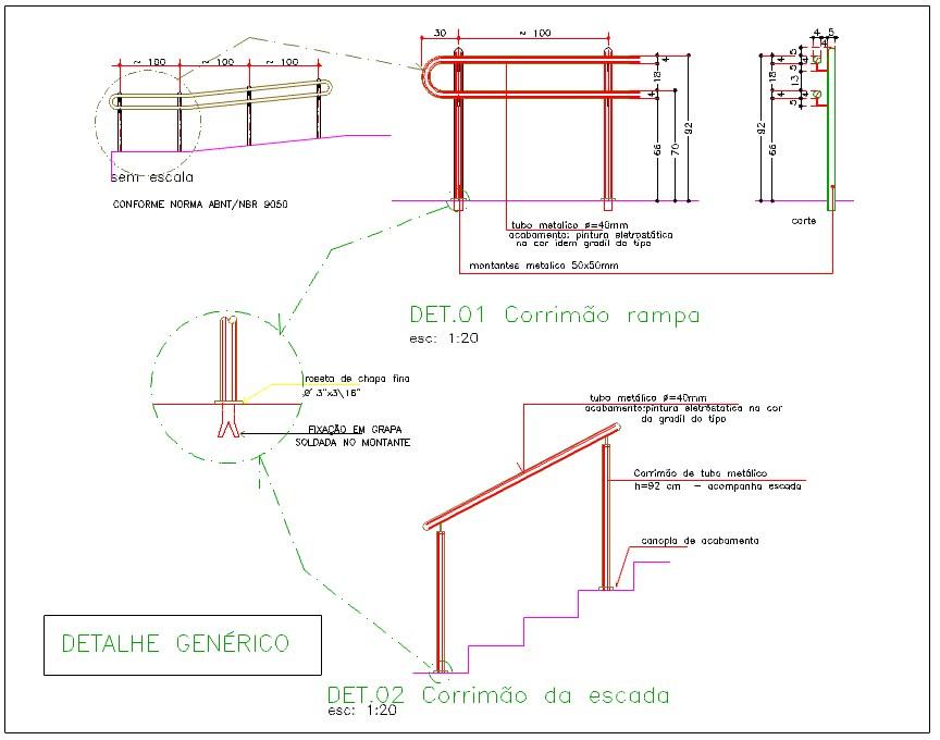 Stairs ballister design