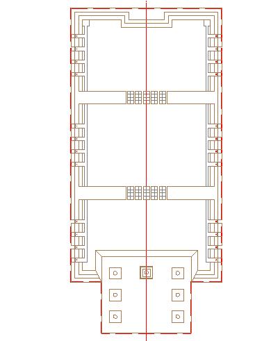 Structure Beam Detail