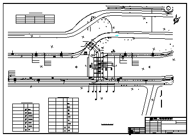 Structure detail design drawing of Dam design