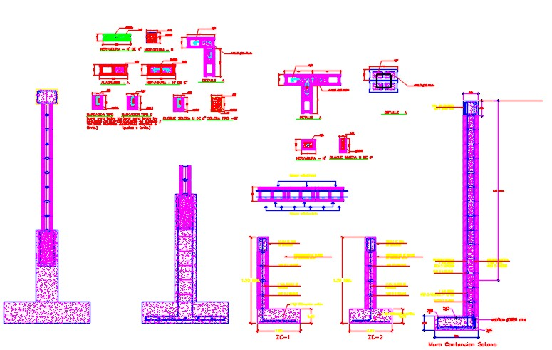 Structure details