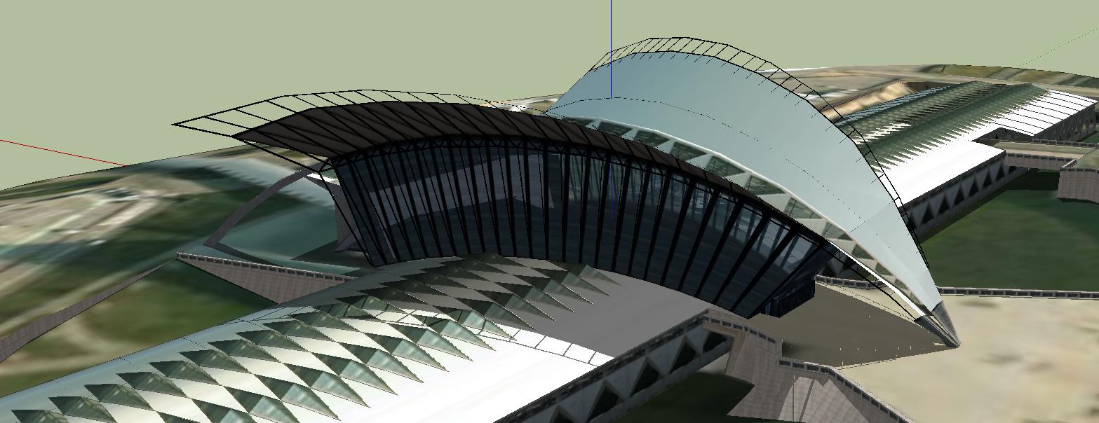 Airport- santiago calatrava