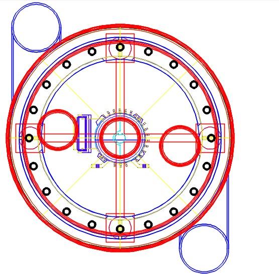 Vibratory separator grading sieve