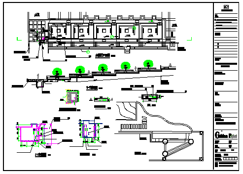 Water Scenic Loop water system map design drawing