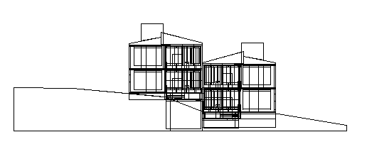 Wireframe 3d details