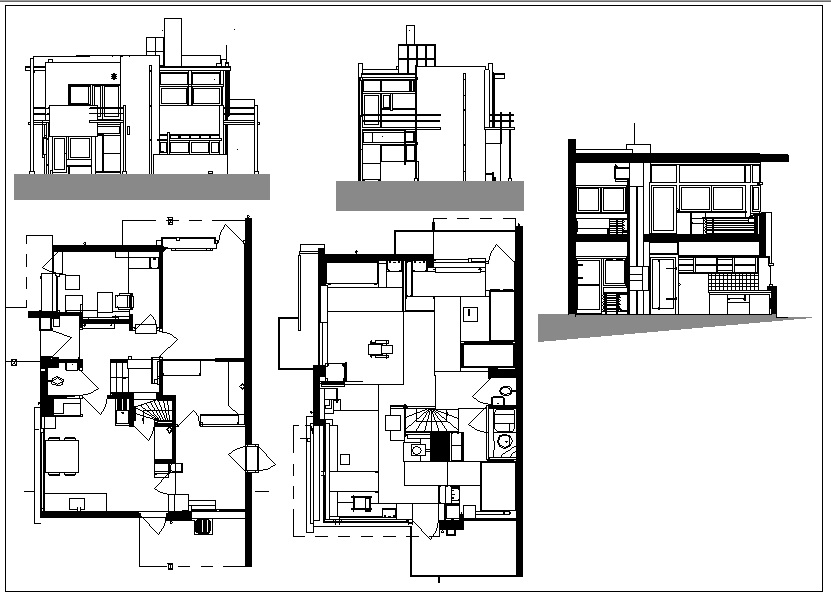 Simple House Plan
