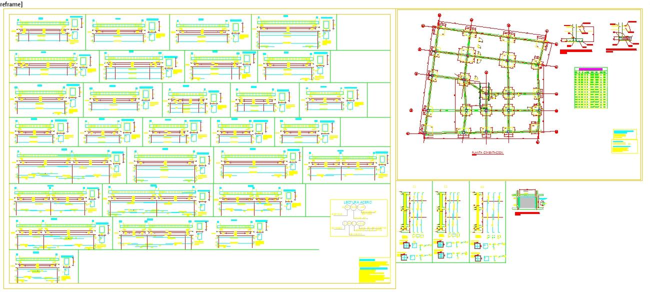 Shopping complex structure Design