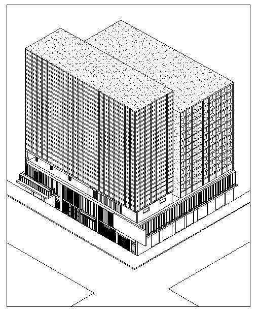 High Rise Building Design